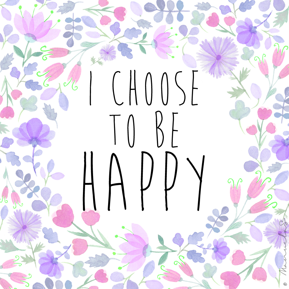 how to choose to be happy